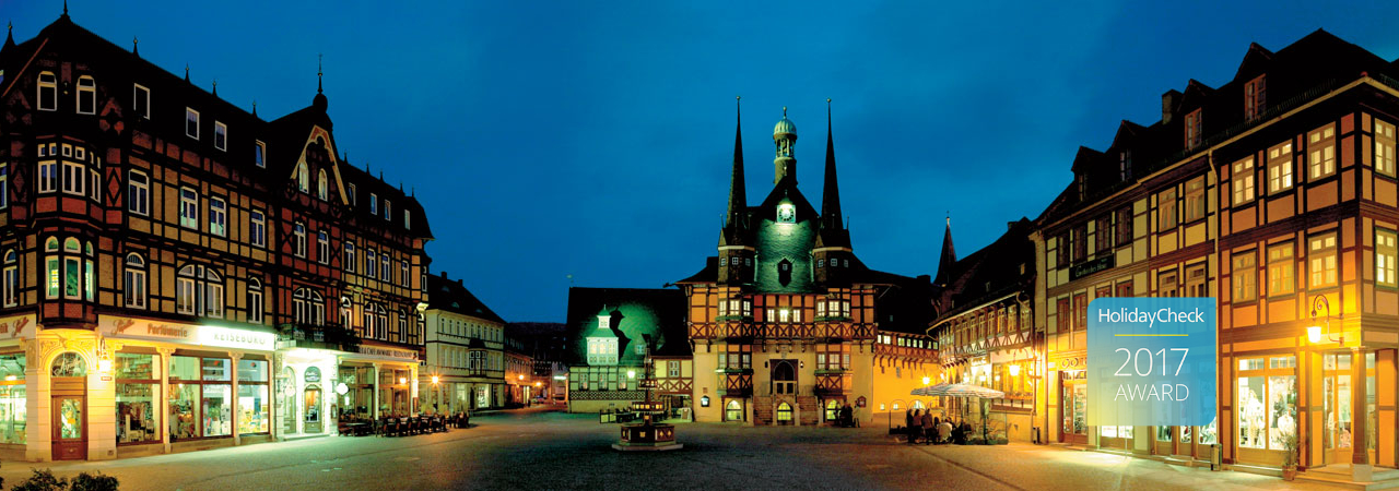 Wernigeröder Marktplatz »