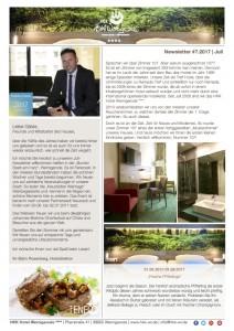 Ihr HKK Newsletter 07