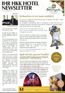 Newsletter image Dezember