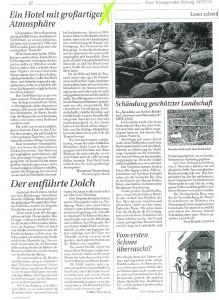 Artikel - Wernigerode - Hotel