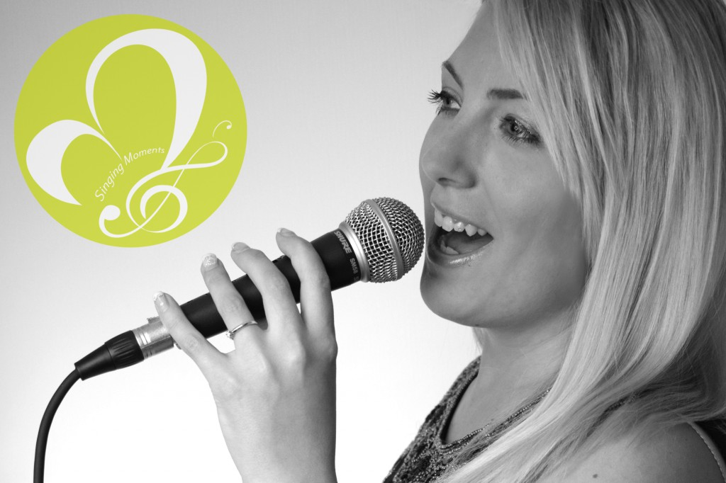 Singing moments | Hochzeitssängerin Kennifer Hanke-Klawitter | www.singing-moments.de