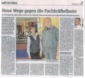 Hotel - Wernigerode - Mitarbeiter