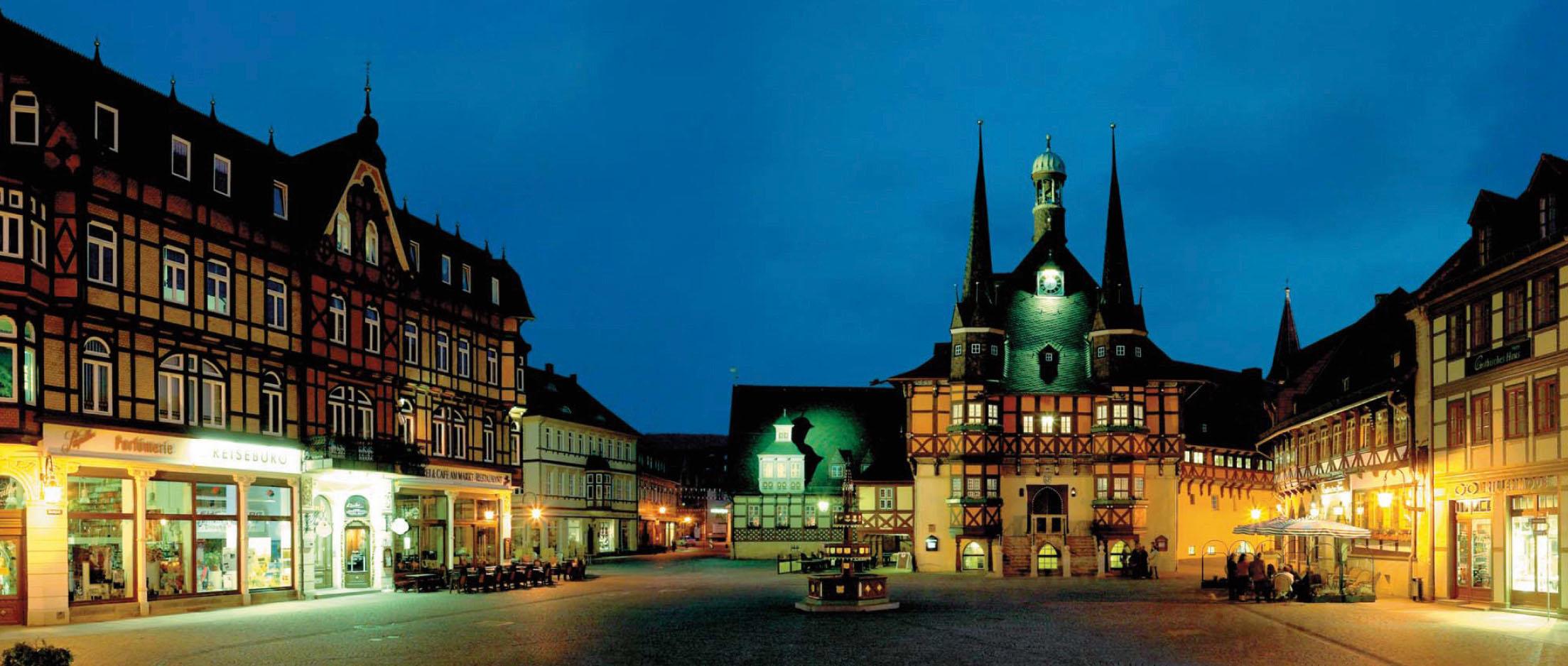 Wernigerode Hotel Wellness